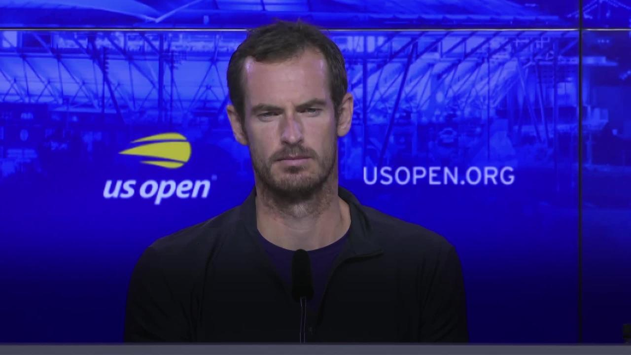 Andy Murray forced to withdraw from men's singles in Tokyo due to thigh strain