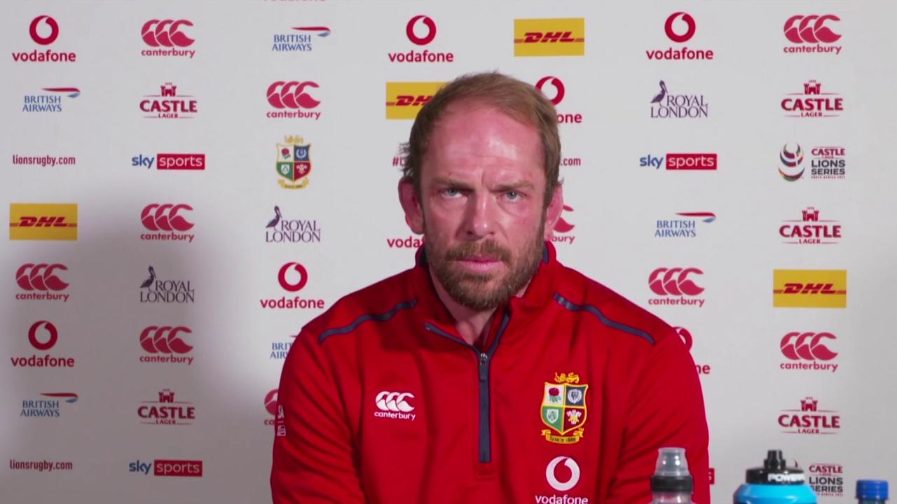 AWJ: Everyone plays their part for Lions
