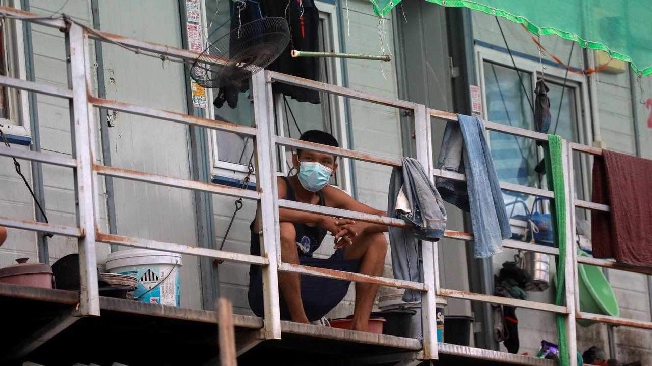 Desperate Myanmar migrant workers struggle to survive in Thailand