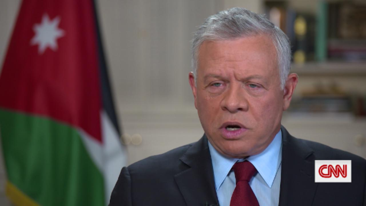 GPS Web Extra: King Abdullah on the Iran nuclear deal
