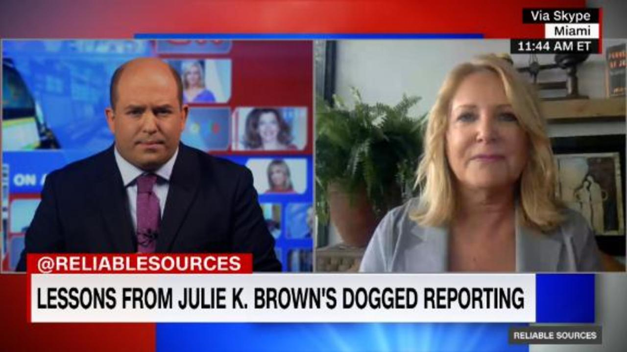 Julie K. Brown on the importance of local journalism