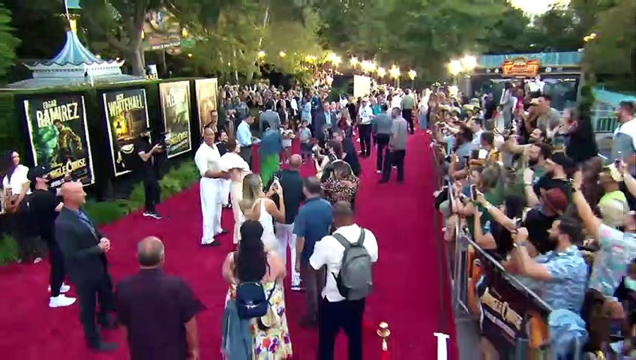 Jungle Cruise Movie - World Premiere