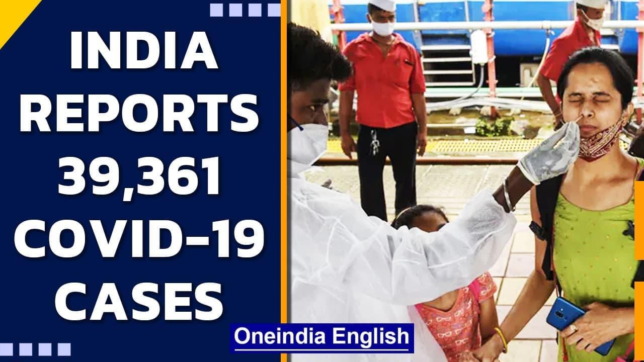 Covid-19: India records marginally lower than yesterday's cases  Coronavirus  Oneindia News