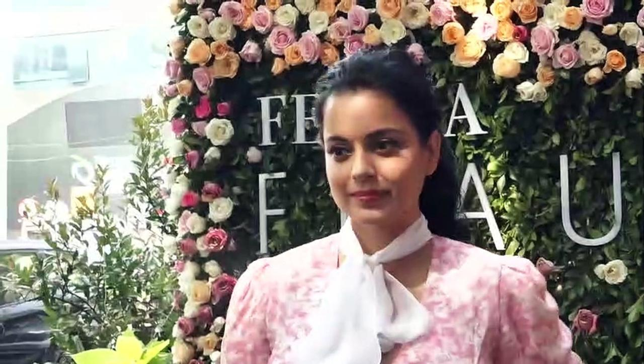 Kangana Ranaut mourns the demise of her fan who passed away in Himachal landslide