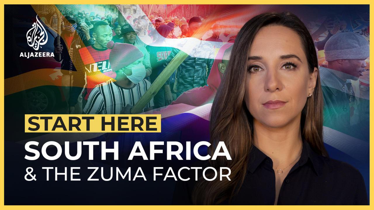 South Africa & The Zuma Factor | Start Here