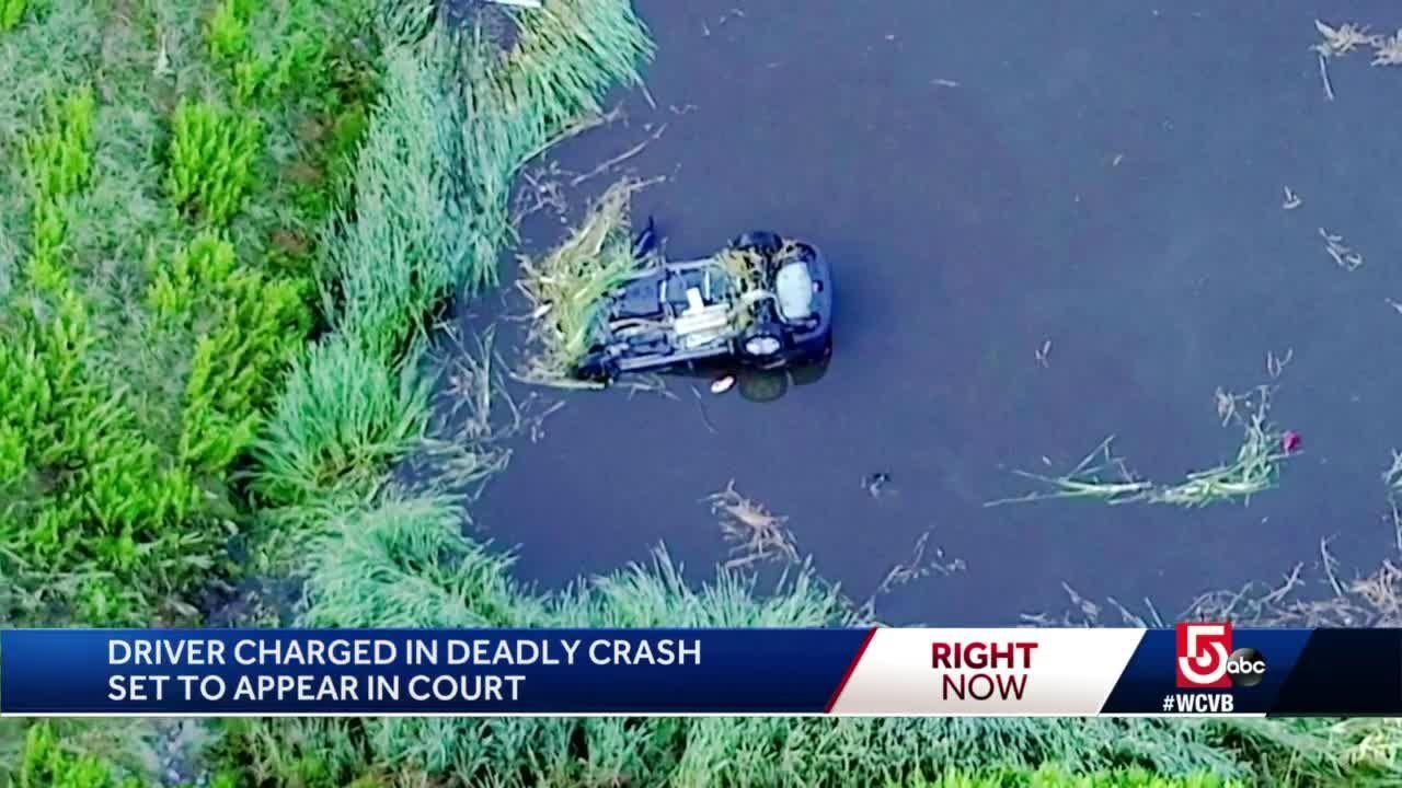 Driver charged in deadly crash to appear in court