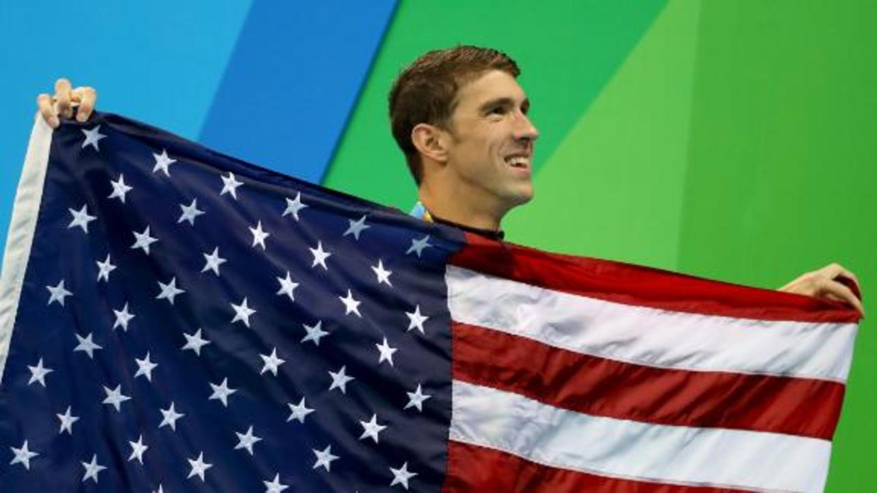 How Michael Phelps is feeling not participating in Tokyo