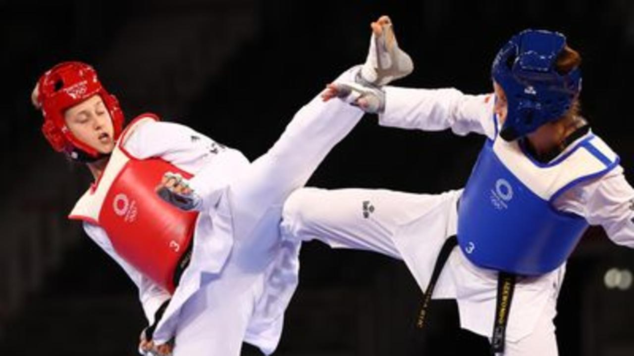 Tokyo Olympics: GB wins silver in taekwondo