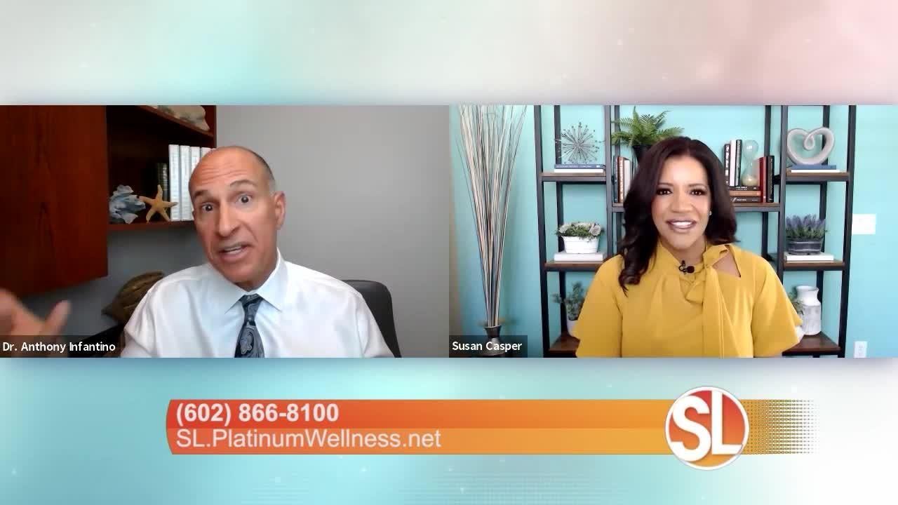 Platinum Wellness can help improve your overall health