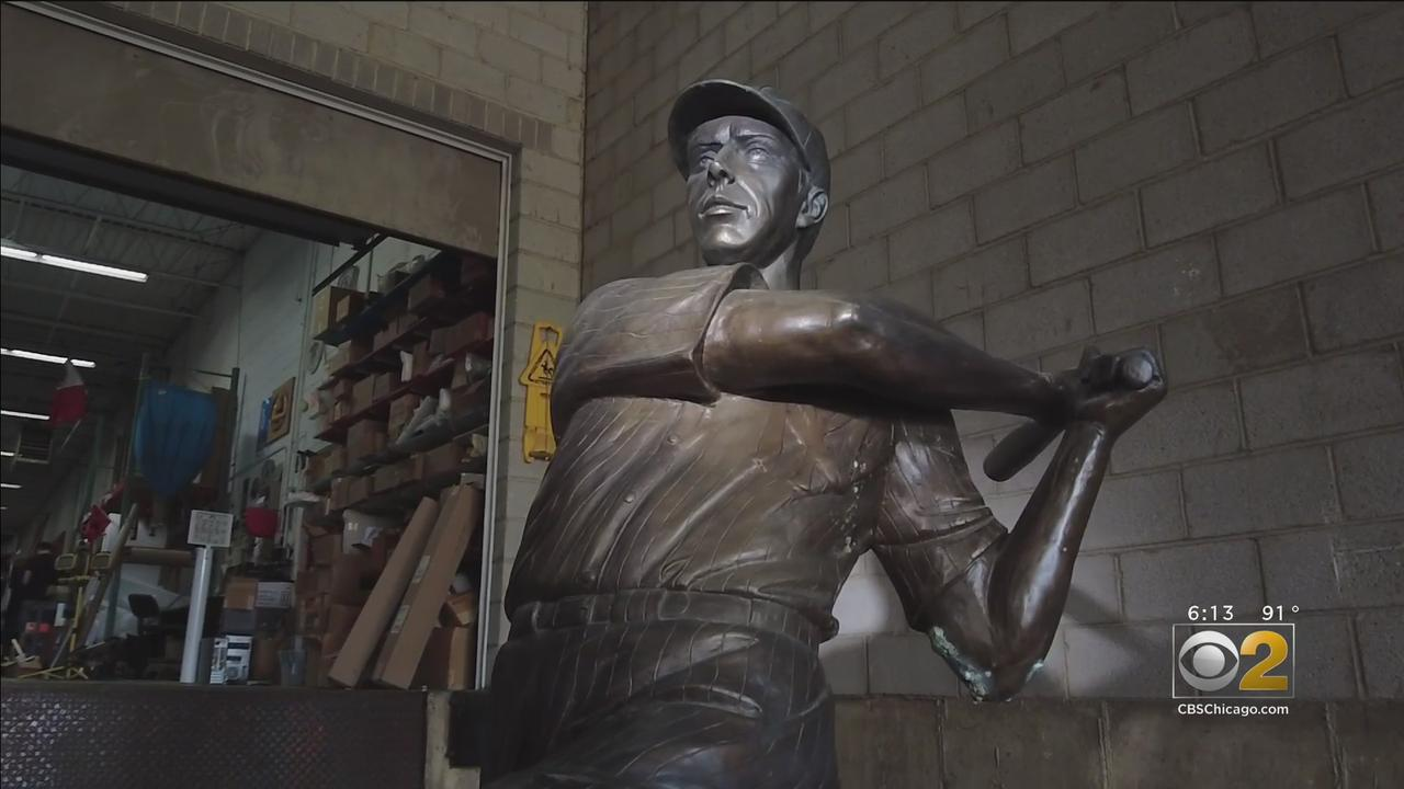 Some Upset That Joe DiMaggio Statue Has Been Removed From Plaza In Little Italy