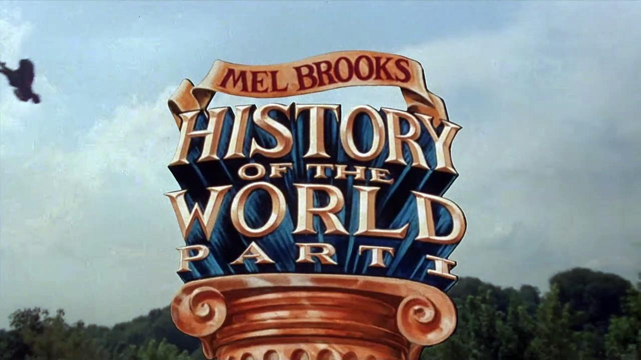 History of the World Part I Movie (1981) - Mel Brooks, Dom DeLuise, Madeline Kahn