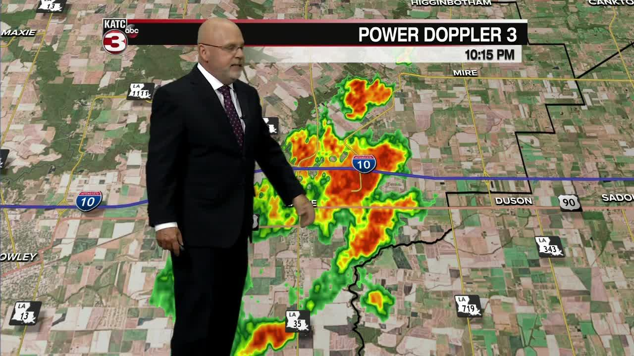 Robs Weather Forecast 7/26/21 Part 2