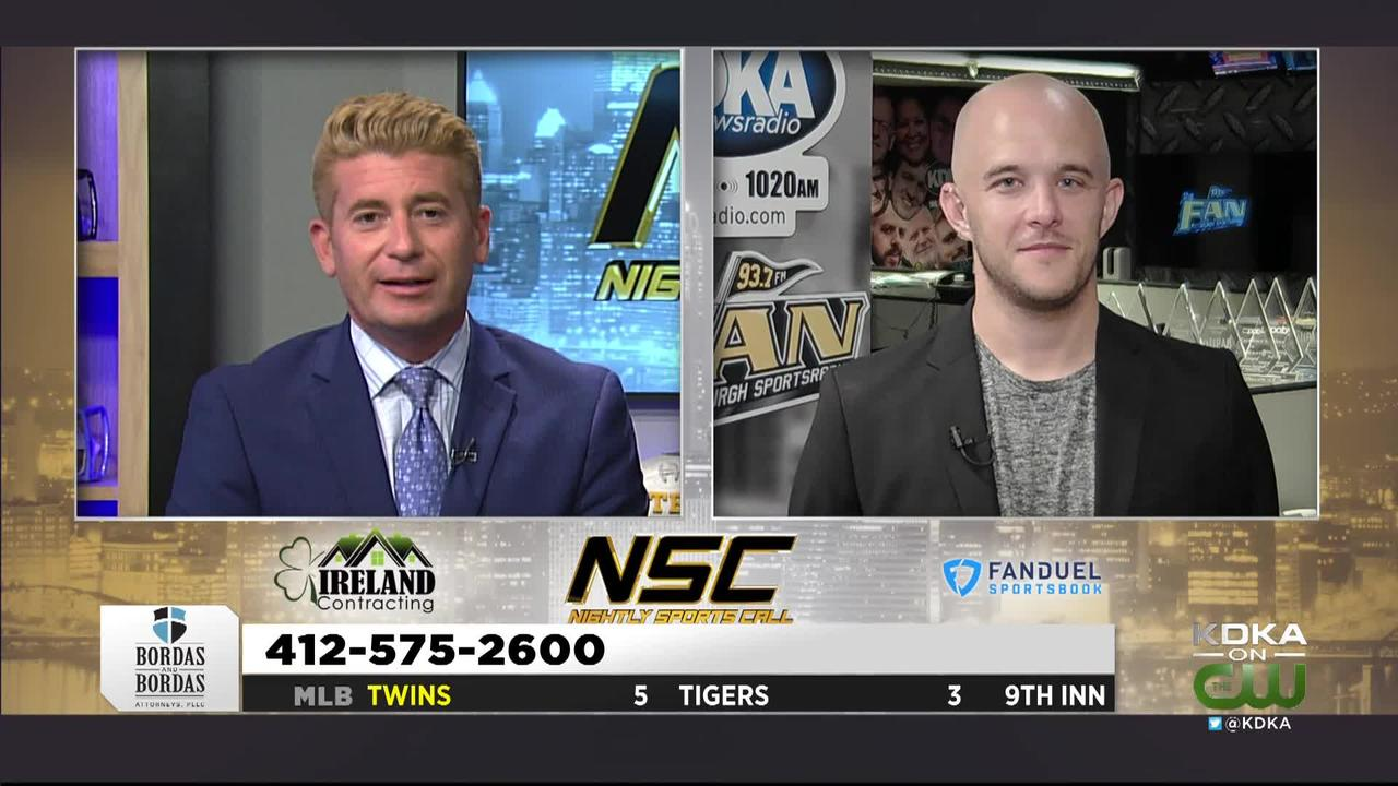 Ireland Contracting Nightly Sports Call: July 26, 2021 (Pt. 3)