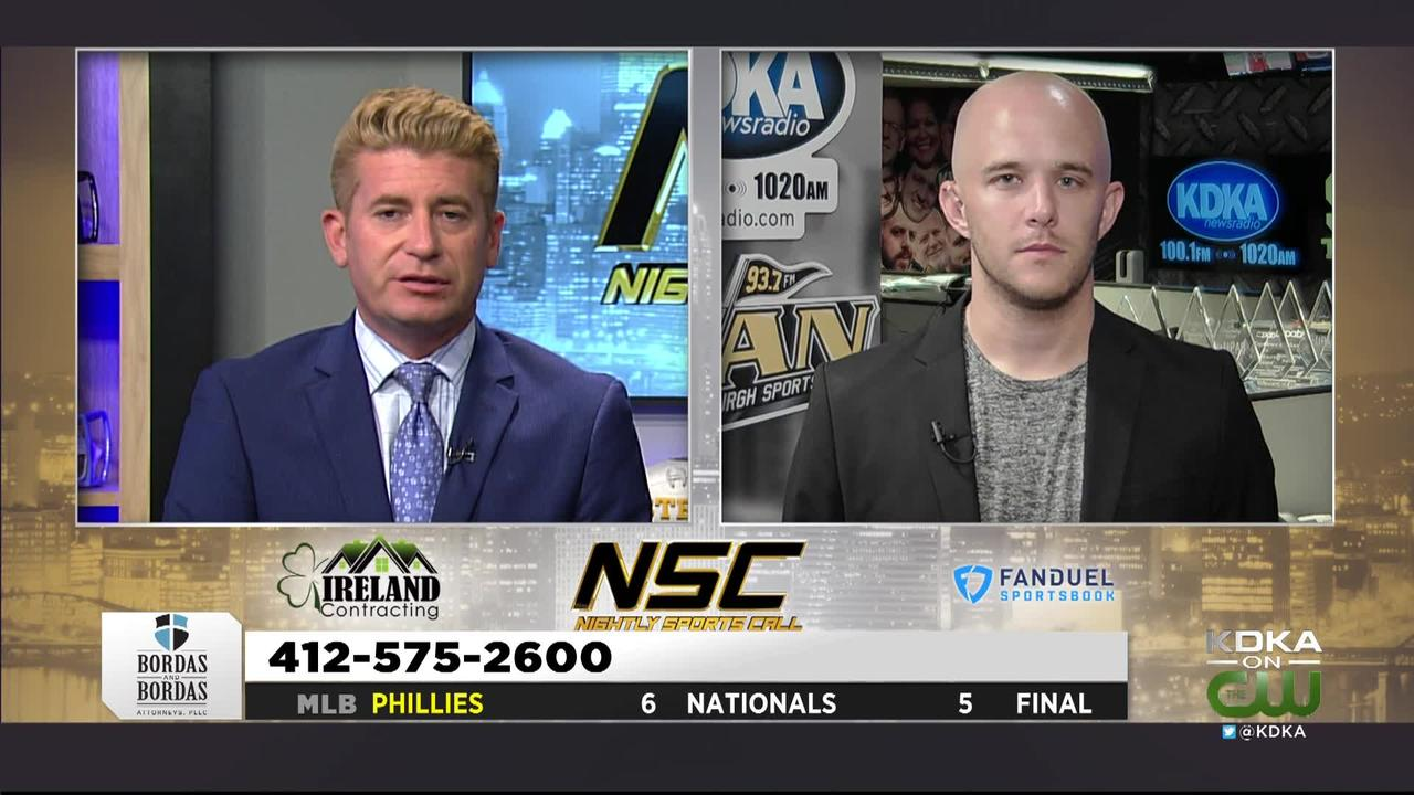 Ireland Contracting Nightly Sports Call: July 26, 2021 (Pt. 2)