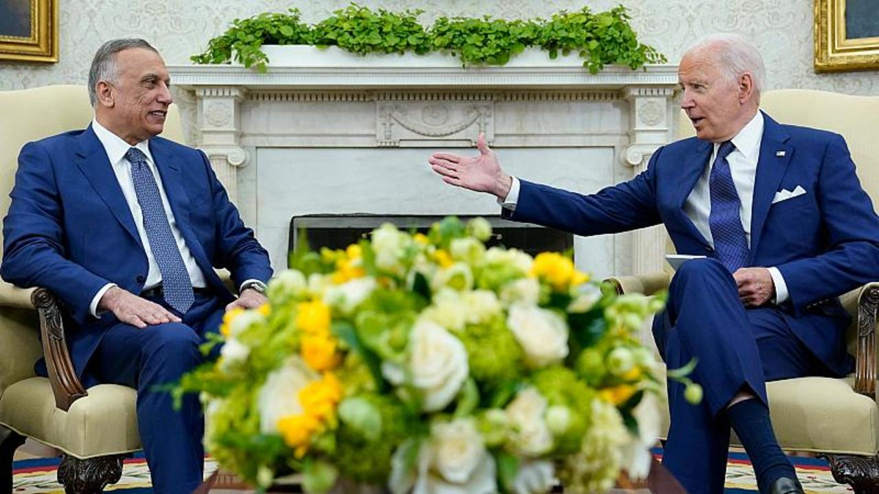 Biden says US combat mission in Iraq to conclude by year end