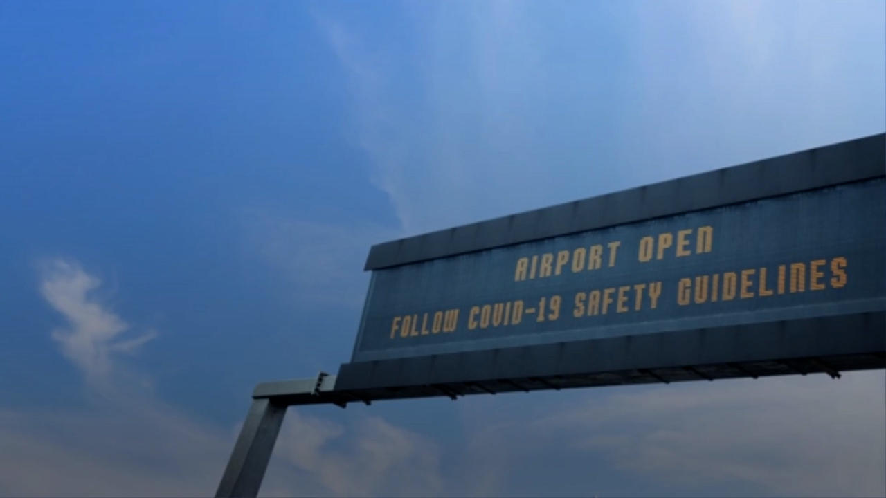 US COVID-Related Travel Restrictions Will Remain in Place