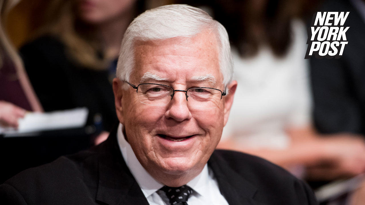 Former Senator Mike Enzi dies after being injured in bicycle accident