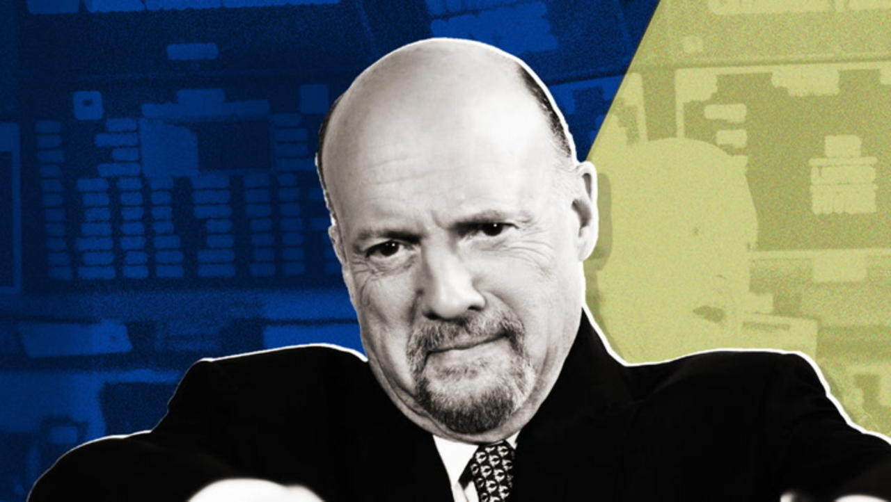 'This Market Is Angry Today:' Jim Cramer Recaps 3M, GE, UPS, Tesla Earnings