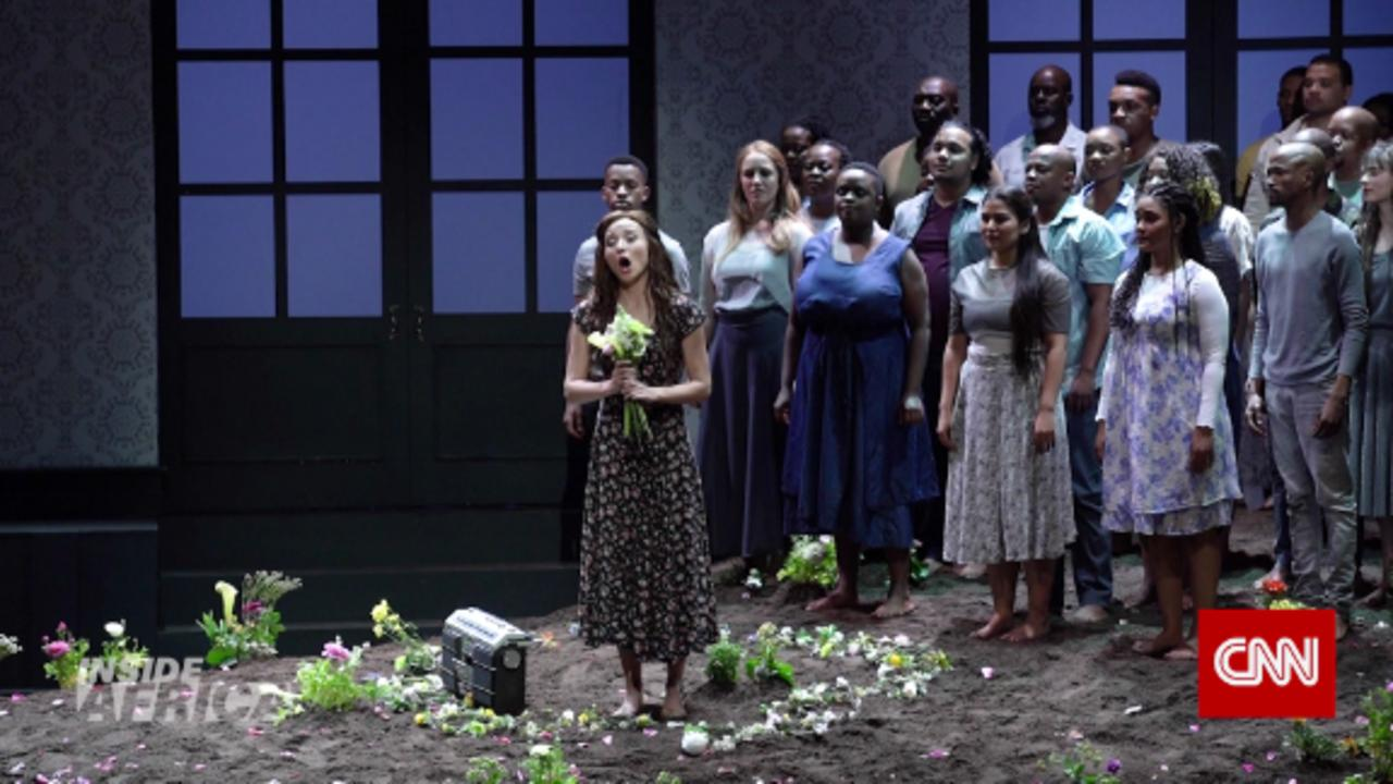 The Cape Town Opera Company is hitting all the high notes