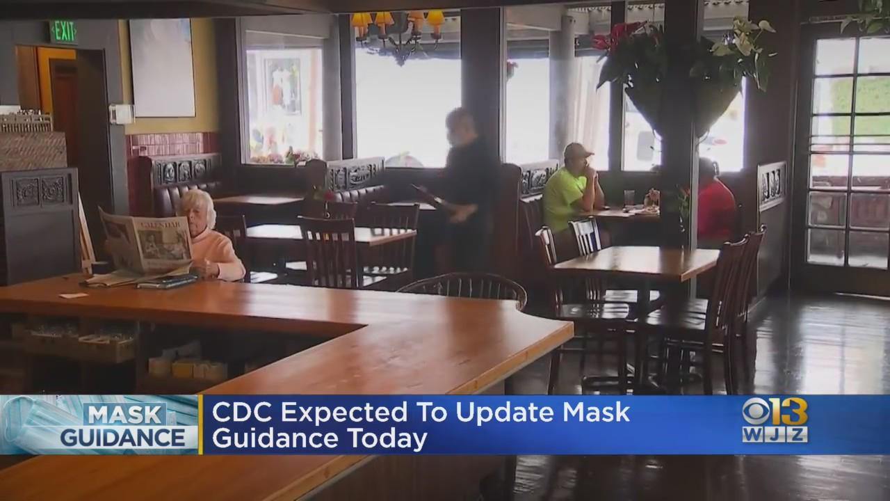 CDC To Announce Fully Vaccinated Americans Should Wear Masks Again Inside Public Spaces In Places With 'High Transmission.'