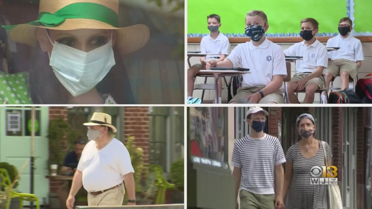 CDC Announces Fully Vaccinated Americans Should Wear Masks Again Inside Public Spaces In Places With 'High Transmission'