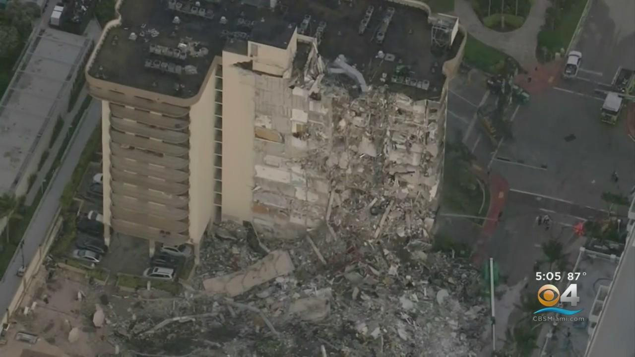 Surfside Mayor Wants Full Forensic Investigation Of Condo Collapse