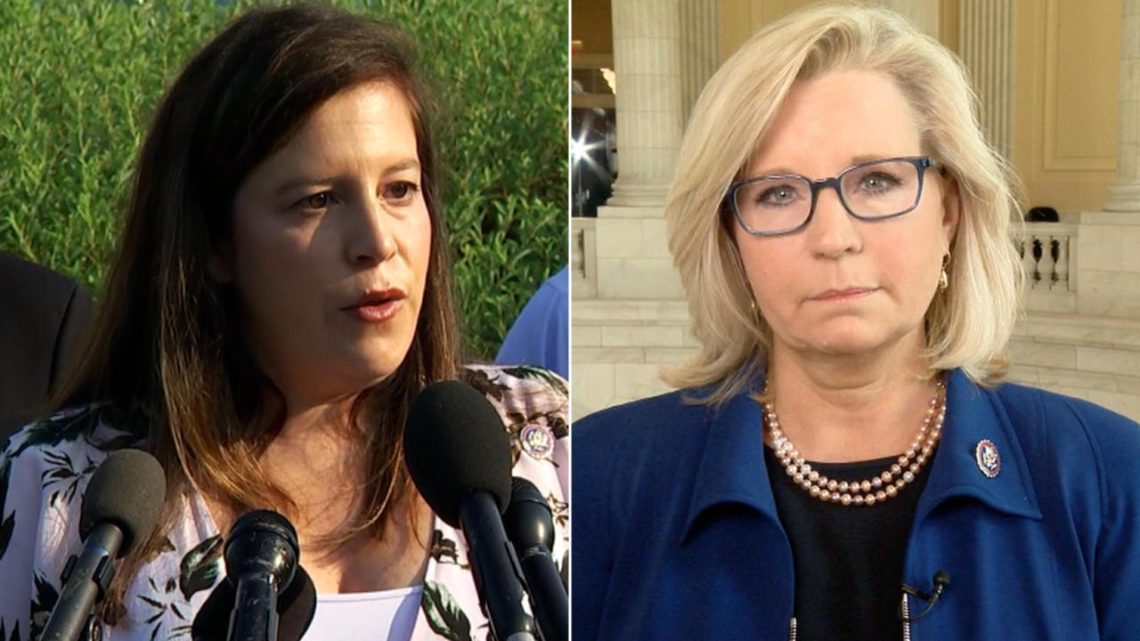 'Shameful': Cheney calls out GOP leader for her remarks
