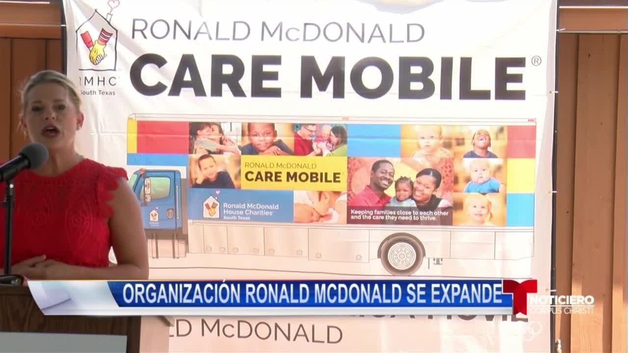 El Ronald McDonald House de Corpus Christi se cambia de nombre