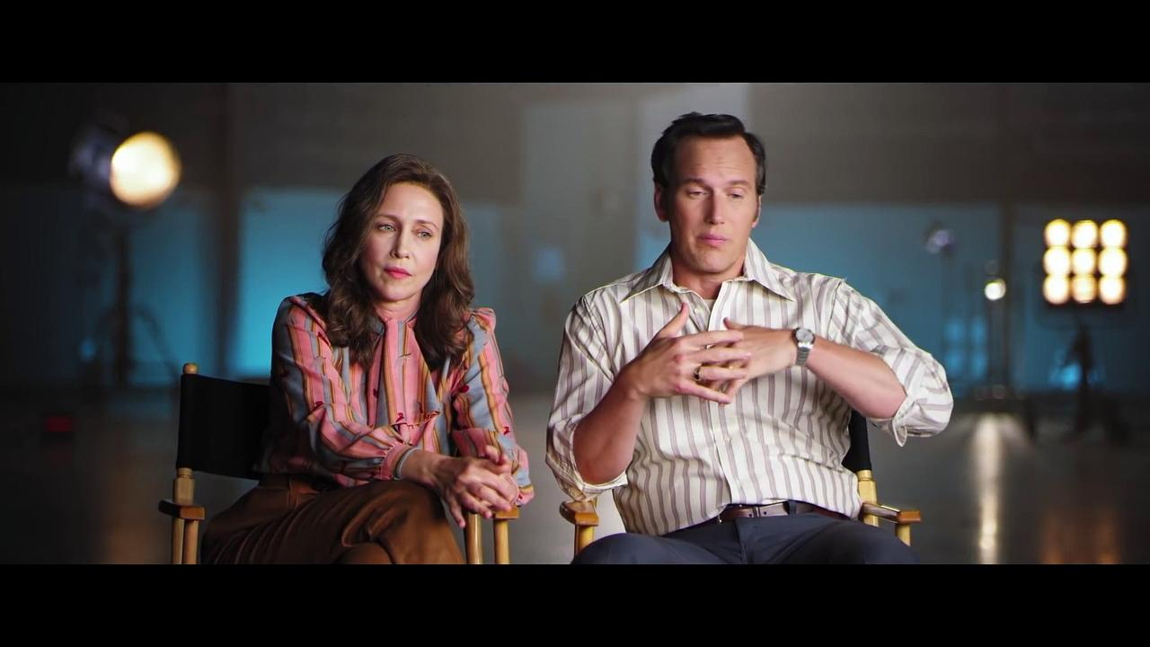 The Conjuring The Devil Made Me Do It Movie - By Reason of Demonic Possession