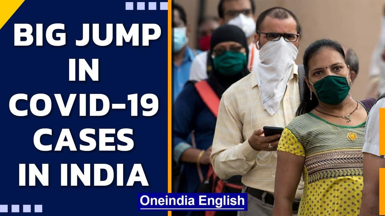 Covid-19: India records 43,654 new coronavirus cases and 640 deaths | Oneindia News