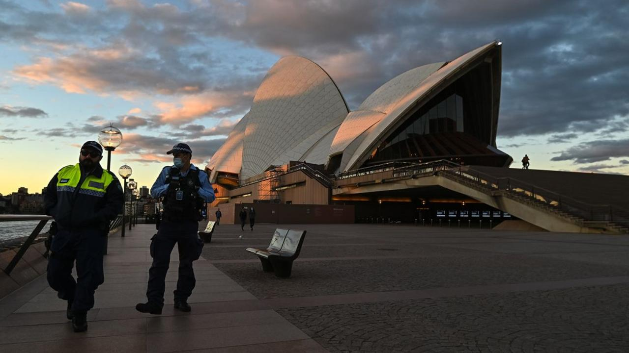 Sydney Extends Lockdowns as Delta Cases Continue to Rise