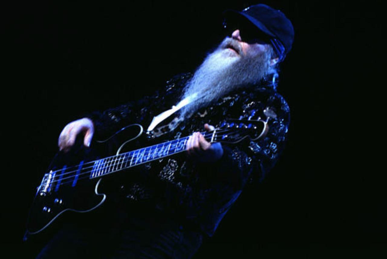 Joseph 'Dusty' Hill, ZZ Top Bassist, Dead at 72