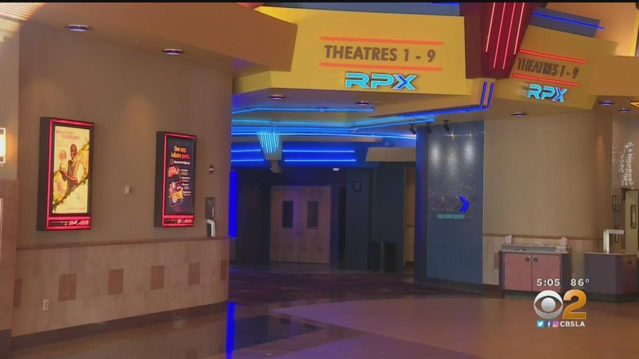 Woman Killed, Man In Critical Condition After Being Shot Inside Corona Movie Theater