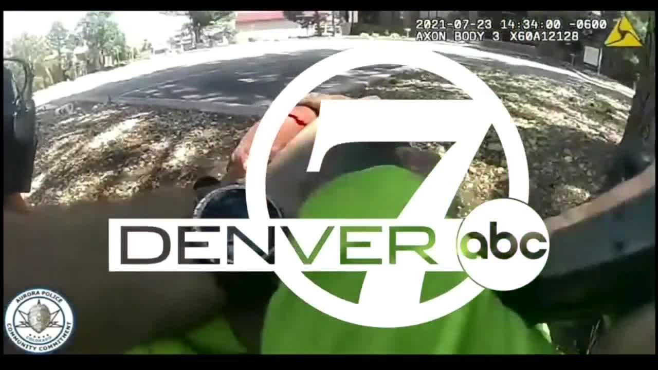 Denver7 News at 5PM Tuesday, July 27, 2021
