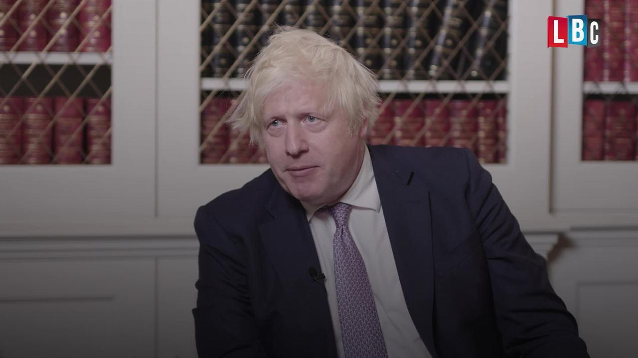 Boris Johnson: Police are 'indispensable' part of society