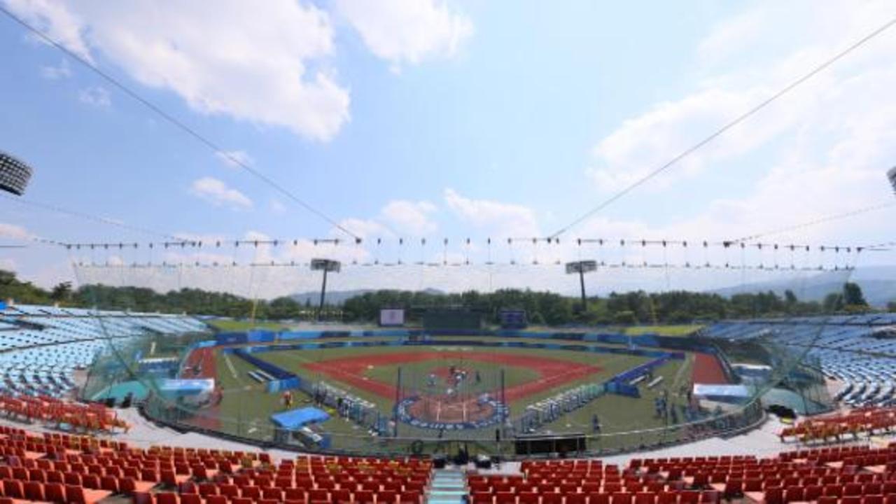 Fukushima laments 'unfortunate' lack of fans for Japan's Olympic baseball game