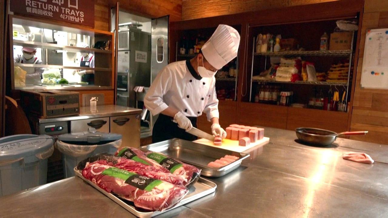 Tokyo Olympics: S Korea team brings own meals over radiation fears