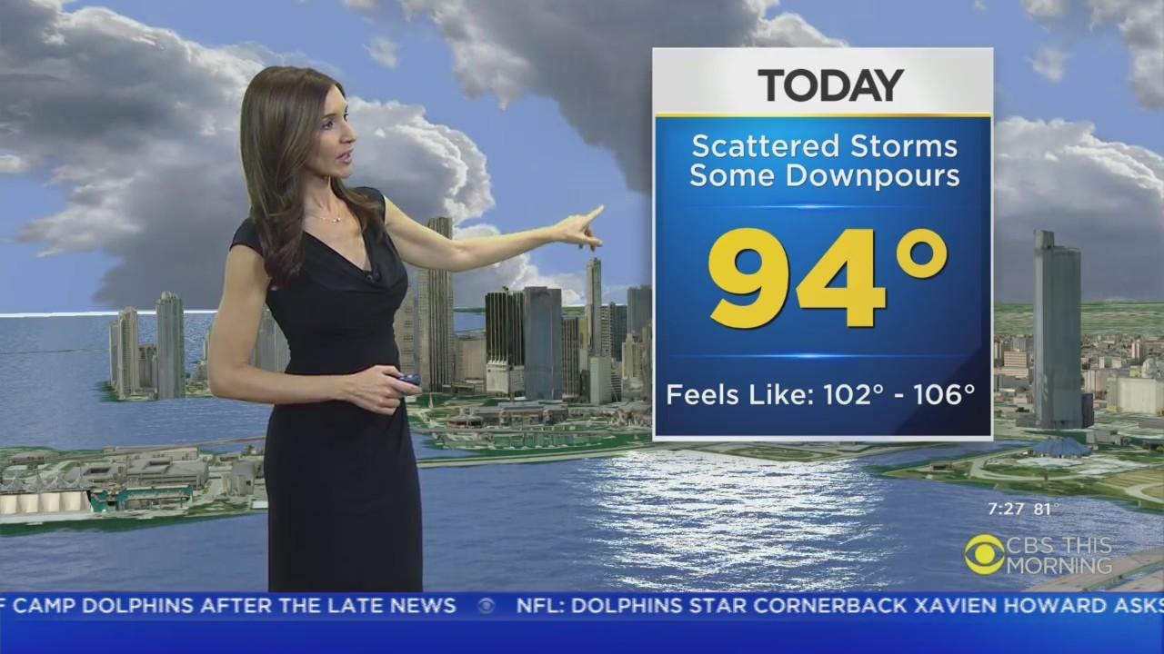 CBS4 Forecast For Wednesday 7/28/2021