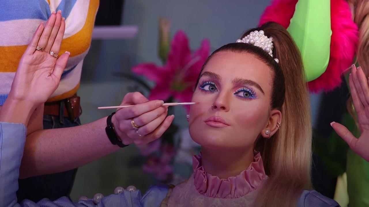 Little Mix get waxwork lookalikes at Madame Tussauds