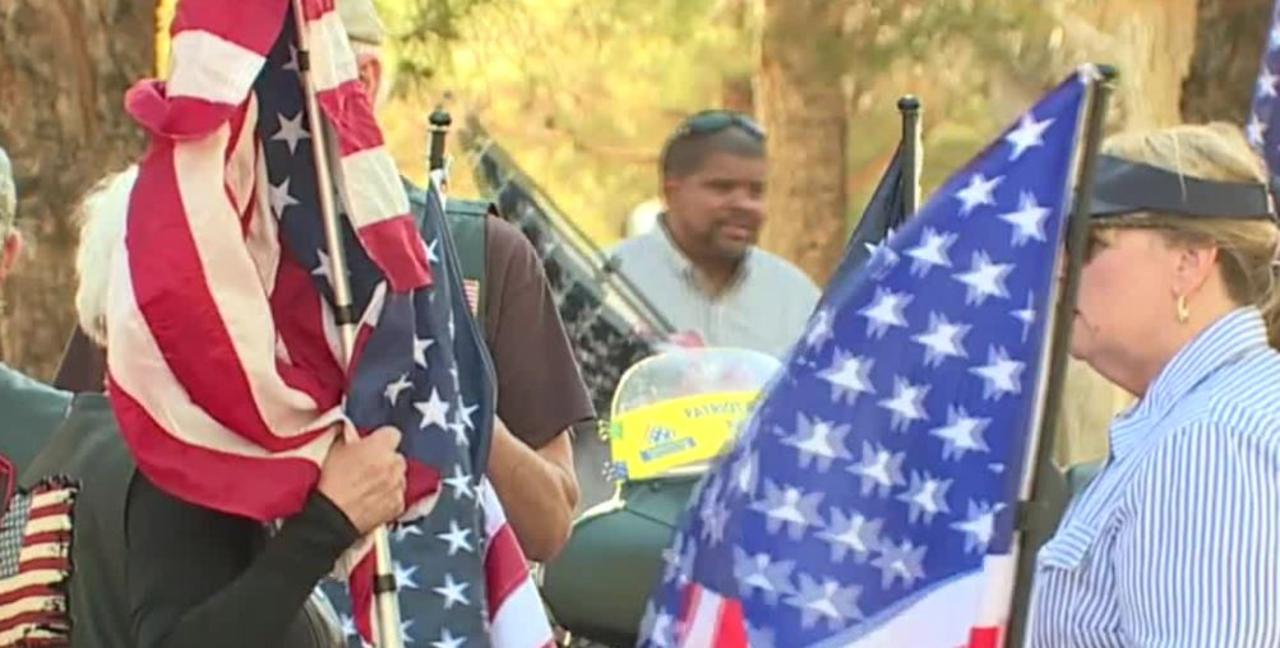 Group honors veterans without family with proper military service