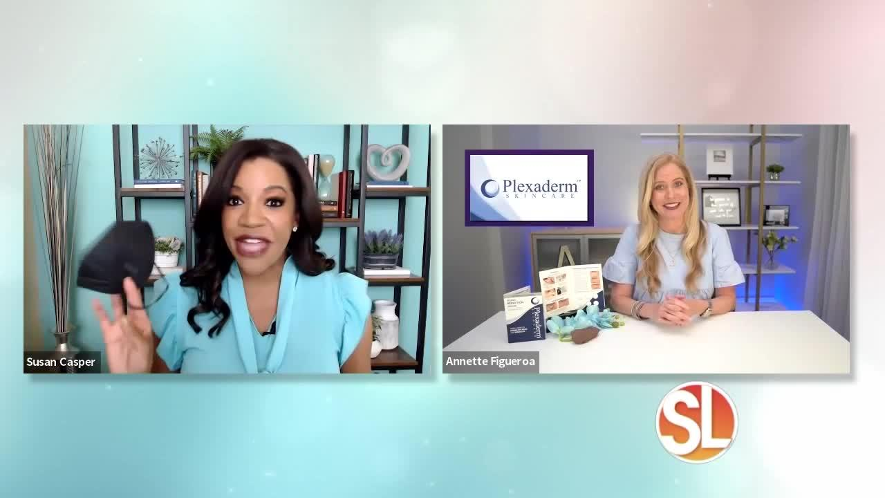 WOW your friends and family by looking years younger with Plexaderm