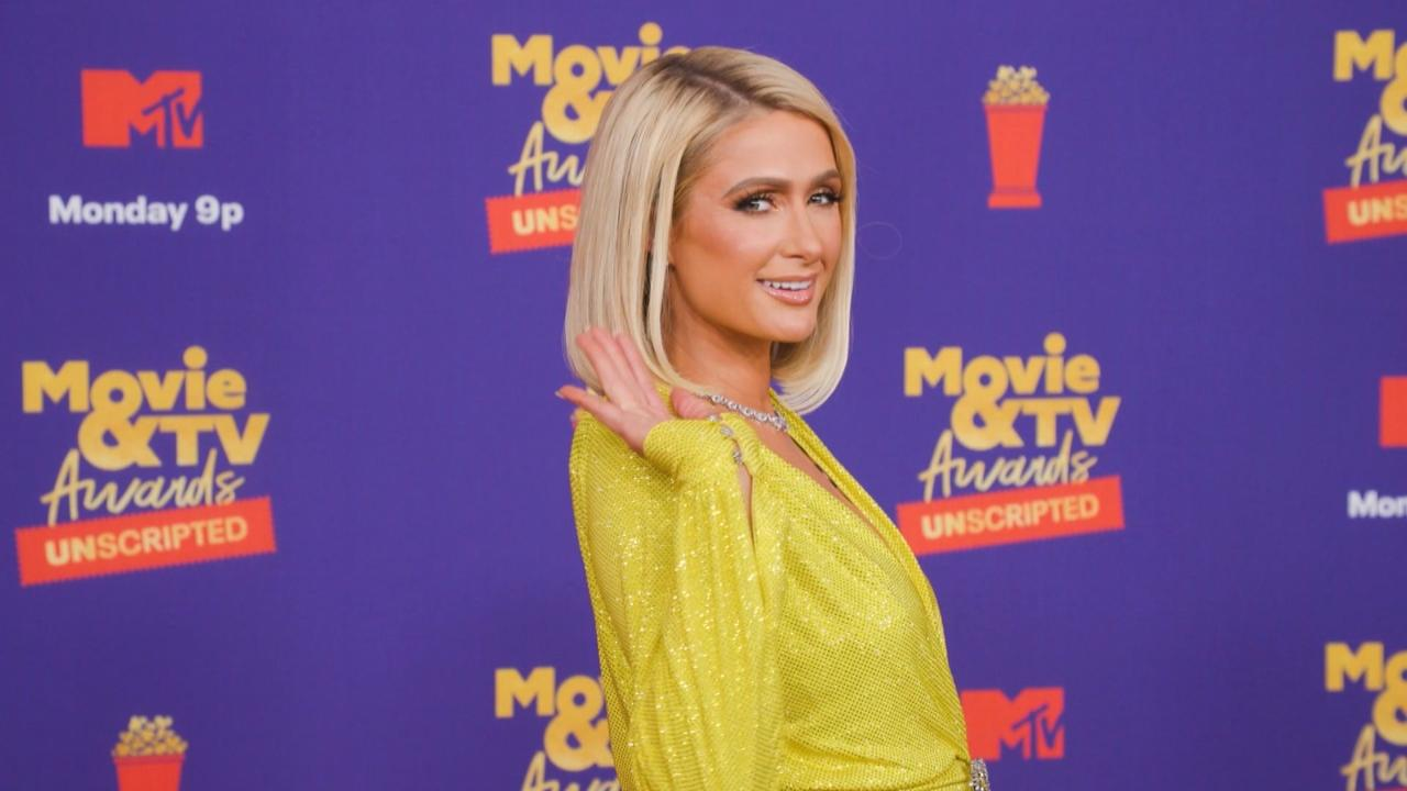Paris Hilton Denies Pregnancy Rumours