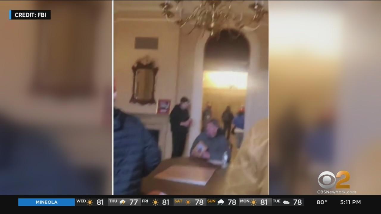 Brooklyn Man Facing Charges In January 6 Riot At U.S. Capitol