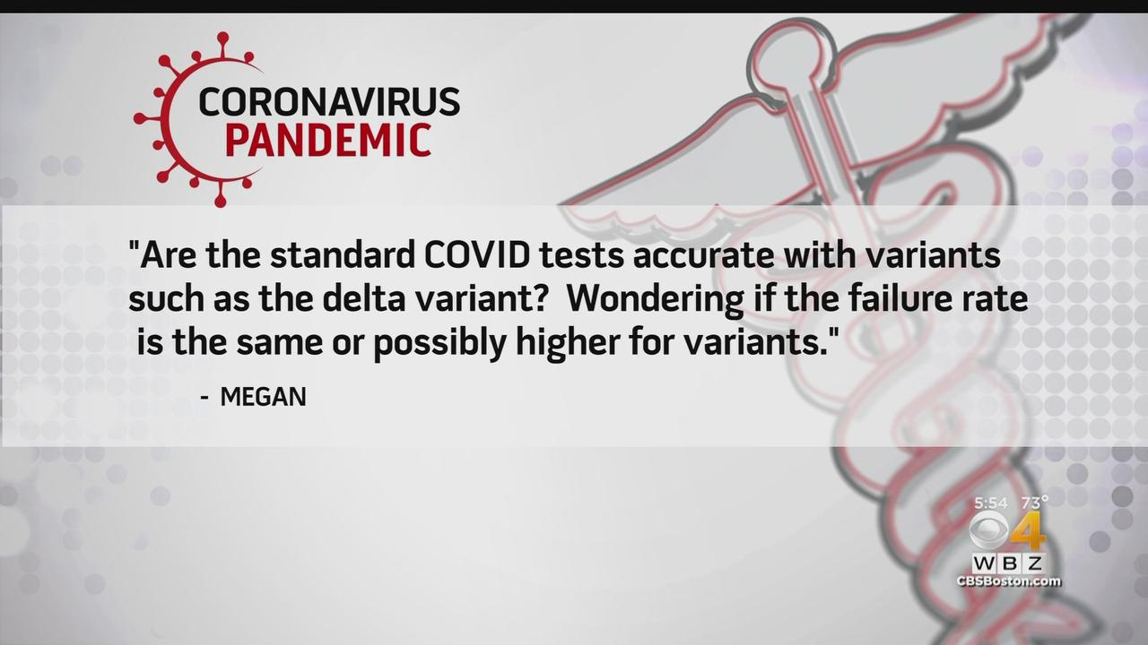 Are COVID Tests Accurate For Variants? Dr. Mallika Marshall Answers Your Questions