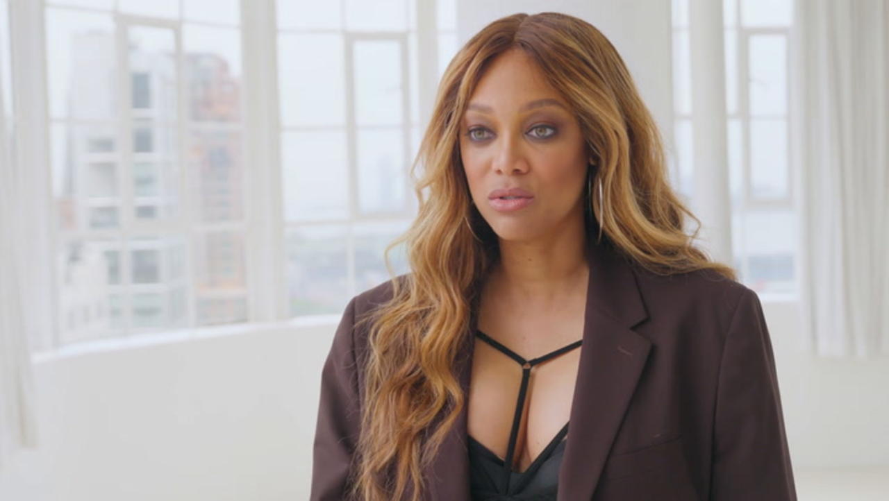 Tyra Banks on SI Swimsuit's 2021 Cover Models