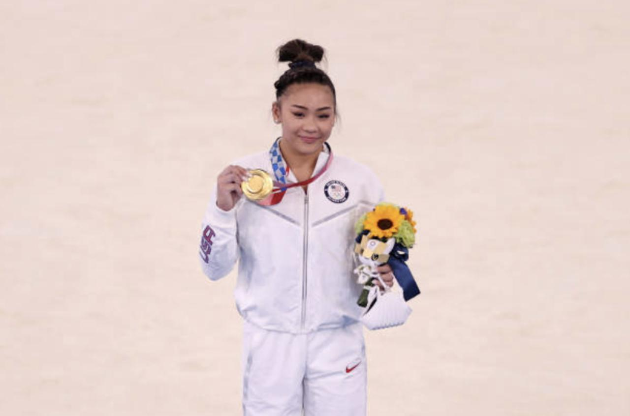 Suni Lee Wins Gold in Individual All-Around at the Tokyo Olympics
