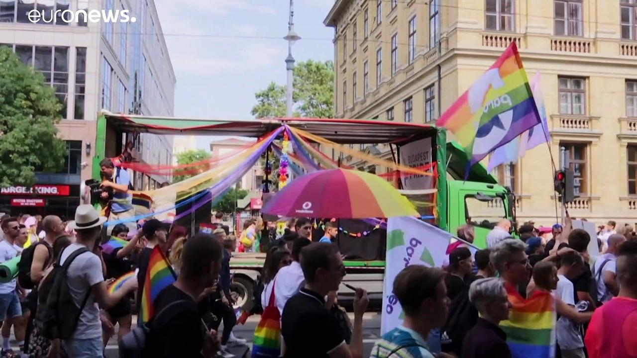 Hungary and Poland not the only European countries found wanting on LGBT rights, says ILGA Europe