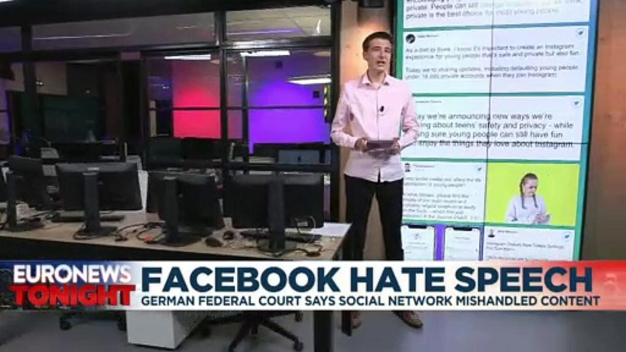 Facebook has mishandled hate speech content, says German federal court
