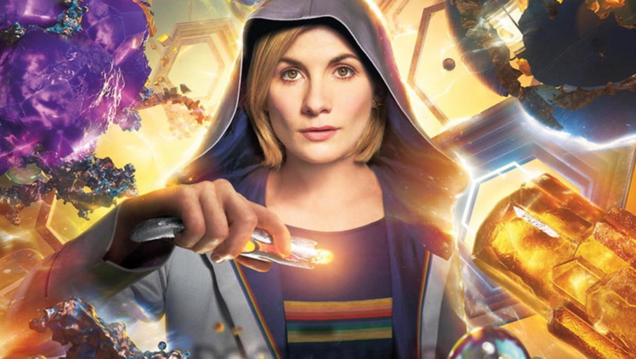 Jodie Whittaker and Showrunner Chris Chibnall Leaving 'Doctor Who' | THR News