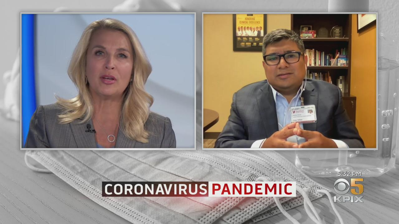Stanford Epidemiologist on California Masking Rules, Vaccinations